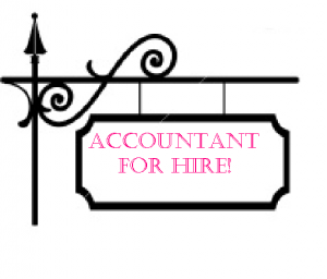 Accountant For Hire